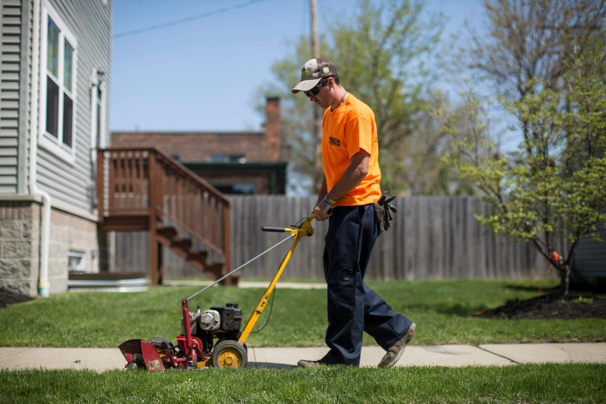 Professional Landscaping in Rocky River, Ohio