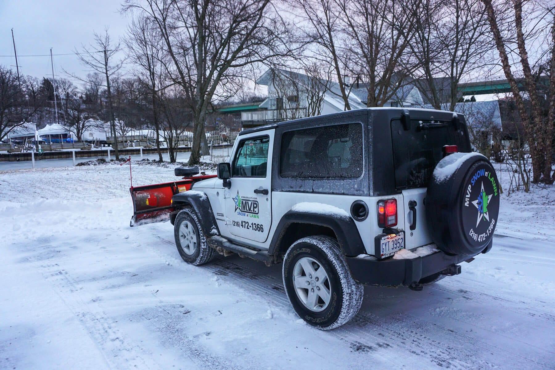 Rocky River, OH Snow Removal Company
