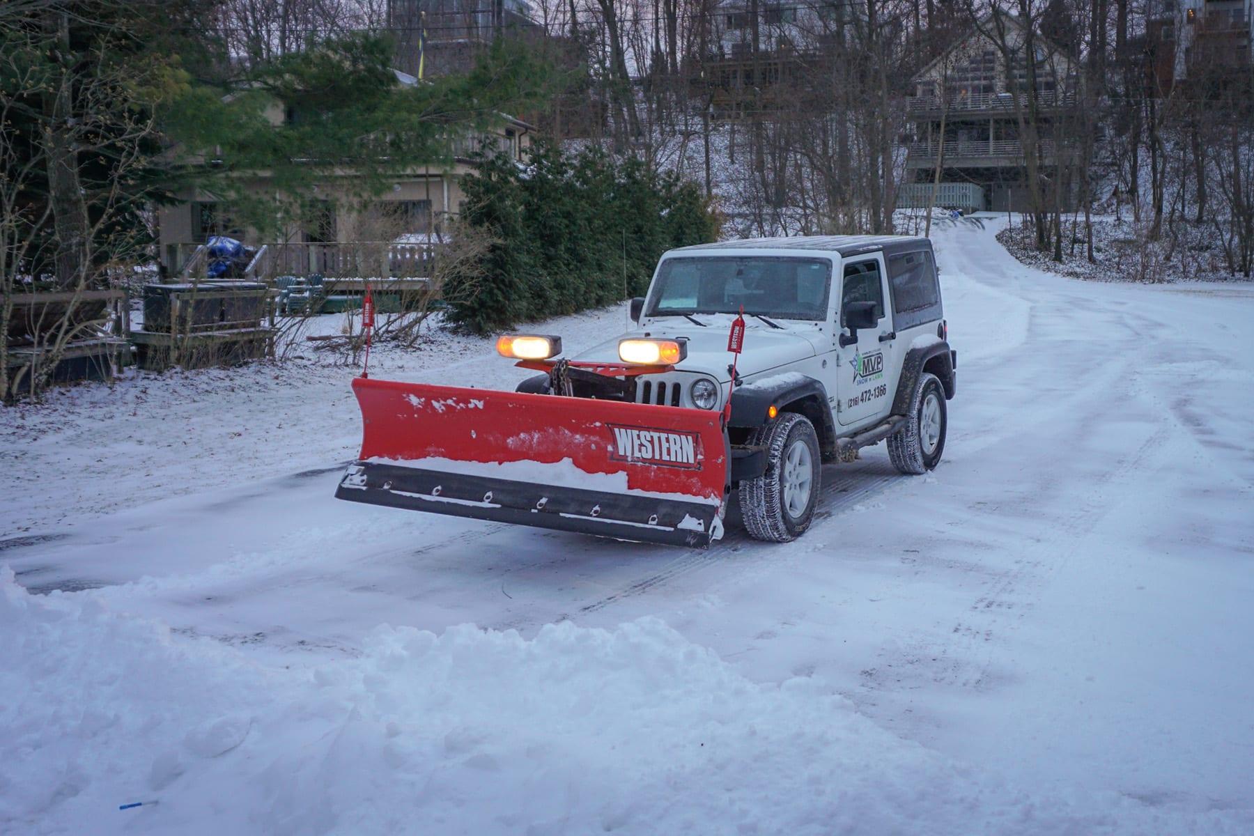 Rocky River, Ohio Snow Removal Contractors