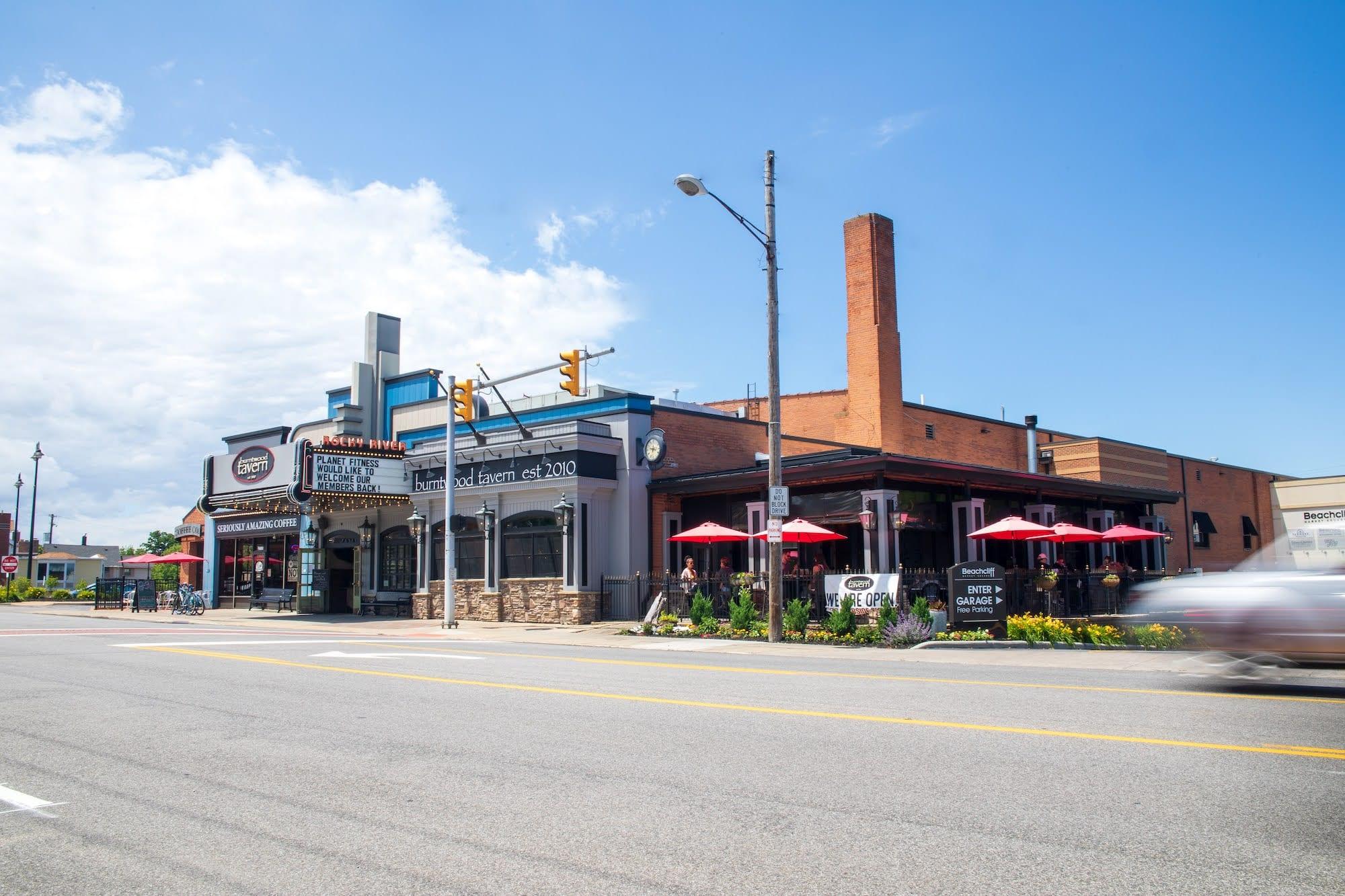 Rocky River - Beachcliff Shopping Center1