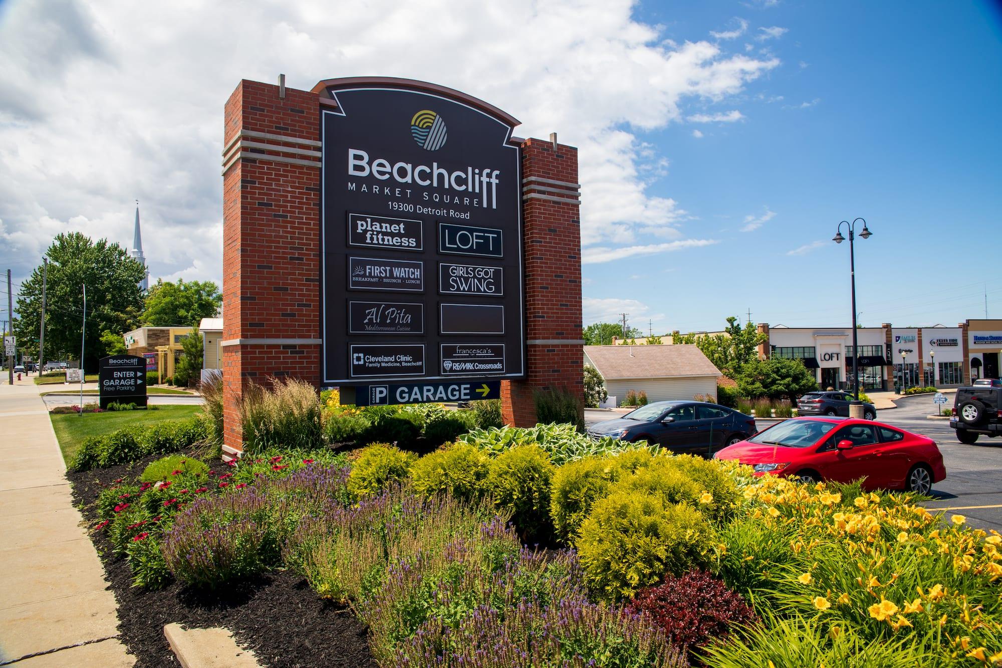 Rocky River - Beachcliff Shopping Center3