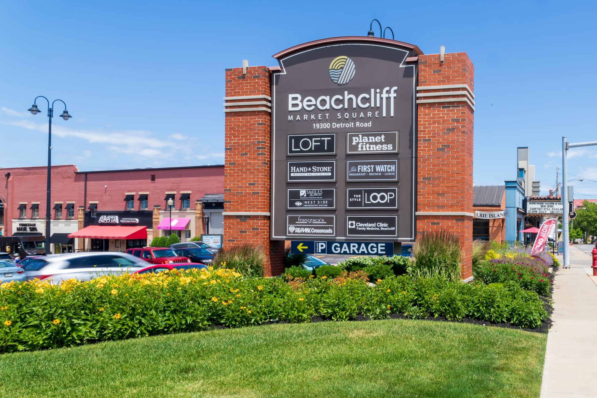 Rocky River - Beachcliff Shopping Center4