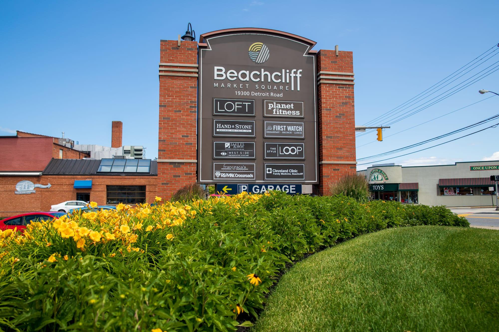 Rocky River - Beachcliff Shopping Center5